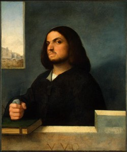 Portrait of a Venetian Gentleman