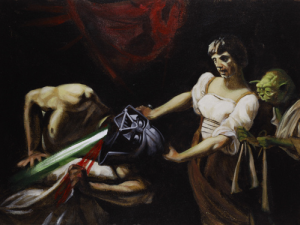 """The Beheading of Darth Vader,"" currently unknown"