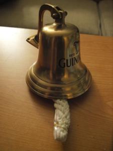 guinness bell