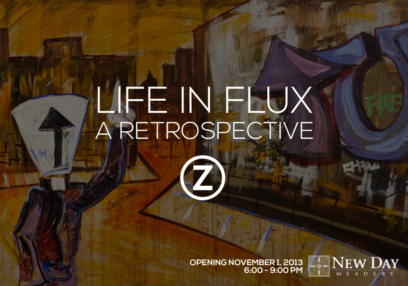 life-in-flux